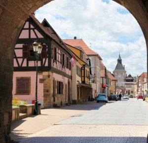 Michelin Voyages benedictines Rsheim copyrifht