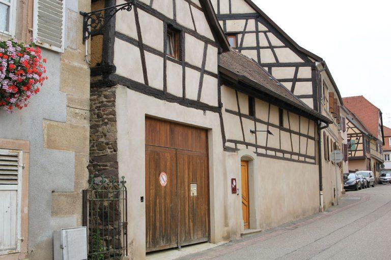 La Rose d'Alsace Maison d'hôtes