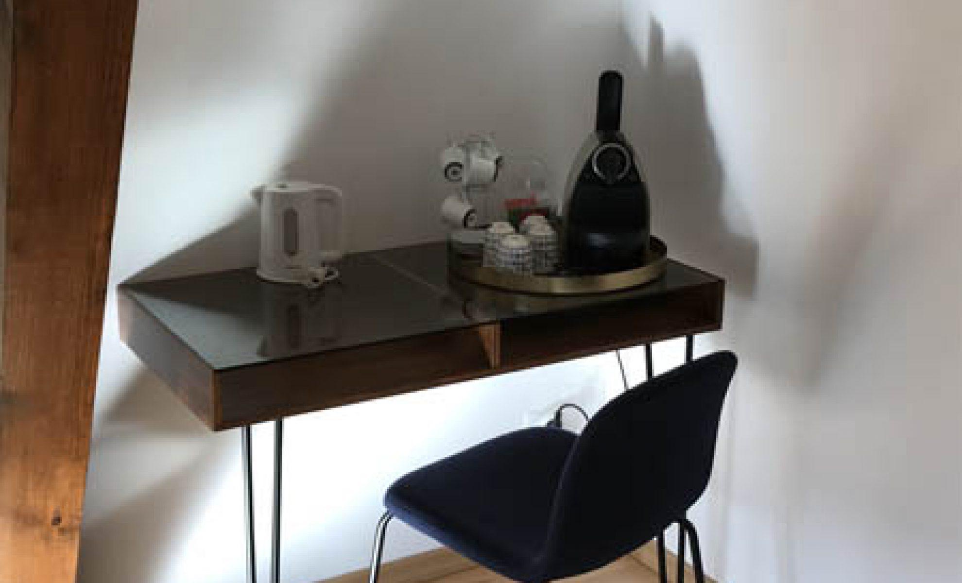 Table de la suite